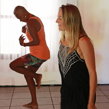 the Inner Dance